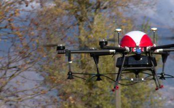 Des drones d'épandage survoleront les vignes valaisannes