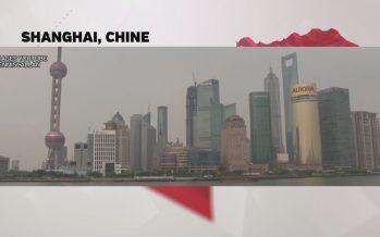 «Au bout du web»: l'actualité commentée depuis Shanghai par la valaisanne Emmanuelle Roduit
