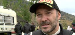 Rallye international du Valais: abandon de Sébastien Carron