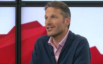 Christophe Clivaz à propos de l'actualité: l'assemblée des Verts suisses, les Jeux olympiques, le tourisme automnal
