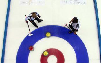 Les Écossais se sont imposés aux championnats du monde mixte de curling qui se tenaient à Champéry.
