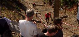17e édition du KM vertical de Fully: le valaisan Thomas Terrettaz monte sur la 2e marche du podium
