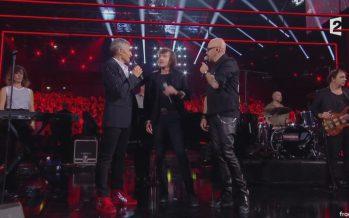 Taratata: le chanteur Cali fait l'éloge du Festival Terre des Hommes de Massongex sur France 2