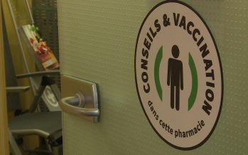 Le vaccin contre la grippe est proposé en pharmacie