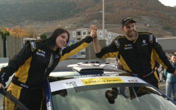 Rallye: le duo Ismaël Vuistiner – Florine Kummer a remporté le Clio Alps Trophy, direction le prochain Rallye de Monte Carlo!