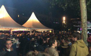 L'After-Foire du Valais: jusqu'à 6000 personnes sur la place Centrale! Martigny réfléchit à une meilleure solution pour l'avenir
