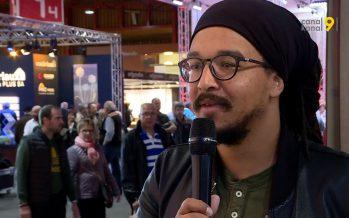 Rencontre avec l'humoriste Jean-Louis Droz à la Foire du Valais