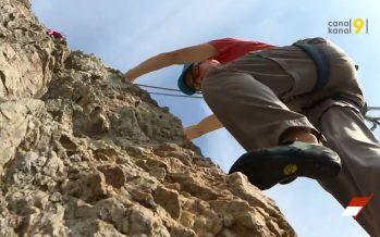 À Dorénaz, des professeurs d'escalade ont suivi la formation continue donnée par l'Italien Paolo Caruso