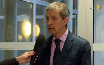 «Le virage énergétique est l'affaire de tous, au niveau individuel comme au niveau communal», dit Joël Fournier, chef du Service de l'énergie