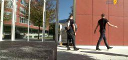 «Sierre isst Sierre»: des étudiants lancent un frigo collectif où tout un chacun est invité à déposer (ou retirer) des aliments