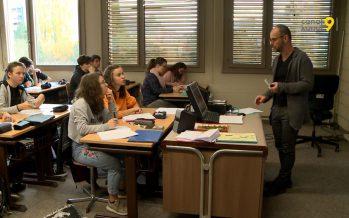 Immersion dans une classe bilingue du Lycée-Collège des Creusets de Sion