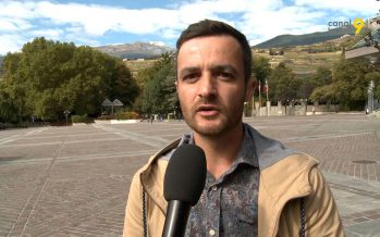 Stop-mitage: après le rejet par le Conseil fédéral de leur initiative, les Jeunes Verts continuent d'aller de l'avant. Explication d'Aurelian Mascitti