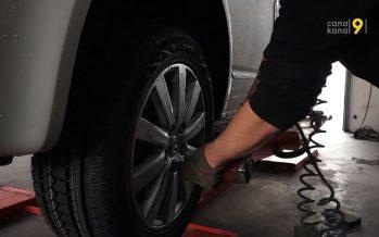 Il est temps de passer aux pneus d'hiver