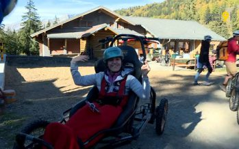 Quatorze jeunes en situation de handicap ont profité des joies du sport à Crans-Montana