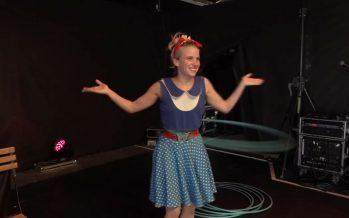 «J'ai testé pour vous»: épisode 5 – hula hoop et tour de magie