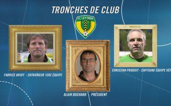 Foot Regio: à la rencontre des «Tronches de Club» du FC Leytron!