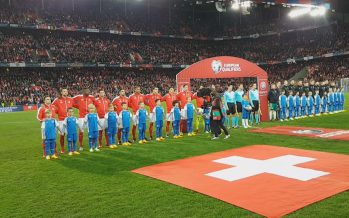 Football/Equipe de Suisse: Gelson Fernandes devrait participer à sa troisième Coupe du Monde en 2018 en Russie