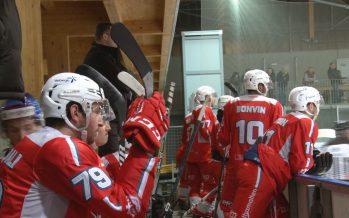 HC Sion: le club de la capitale est leader de la toute nouvelle MySports League. Reportage à la patinoire de l'Ancien Stand