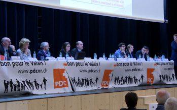 Le PDC du Valais romand réélit son président Serge Métrailler et dépoussière ses statuts