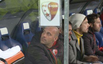 FC Sion: désormais lanterne rouge de Super League et toujours sans victoire depuis l'arrivée de Gabri sur le banc
