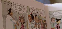 «Boule à zéro»: une BD donnée aux enfants de l'hôpital de Sion, pour parler avec tendresse et humour de la souffrance