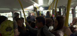Dans les villes valaisannes, à chacun sa politique pour le transport scolaire: on fait halte à Sion, Sierre, Saint-Maurice et Martigny