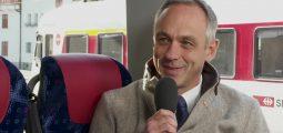 «Le véhicule des TMR en 2040 sera vraisemblablement 100% électrique», dit Martin Von Kaenel, directeur de la société de transport public