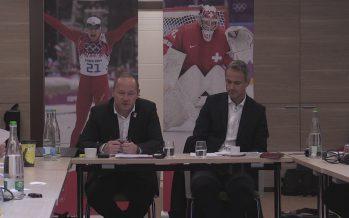 Sion 2026: Jürg Stahl, président de Swiss Olympic, maintient sa confiance en l'équipe en place