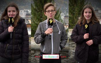 Walliwood (épisode 1 sur 12): dans les pas de trois étudiants bas-valaisans en immersion à Brigue