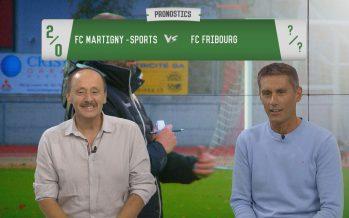 Les Pronostics: notre journaliste Désiré Coppex affronte notre consultant Christophe Moulin