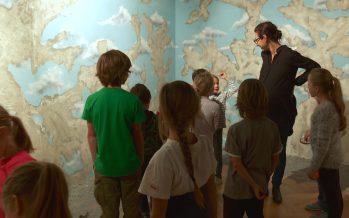 La culture avec les enfants (2 sur 4): l'art contemporain, en toute simplicité
