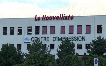 Grand Conseil: les députés se sont penchés sur le rachat du centre d'impression des Ronquoz pour l'implantation de l'EPFL Valais-Wallis