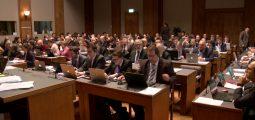 Fin de session au Grand Conseil: coup d'œil sur l'actualité parlementaire de novembre
