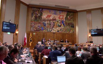 Budget 2018 de l'Etat du Valais: le projet de Roberto Schmidt a reçu globalement un bon accueil
