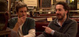 Rencontre exceptionnelle à Paris avec Guillaume Gallienne et Damien Dorsaz. Ils parlent de leur dernier film, Maryline