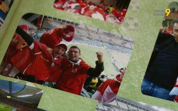 Irlande du Nord vs Suisse: portrait d'un fan de la Nati qui assiste à Belfast à son 103e match de l'équipe suisse