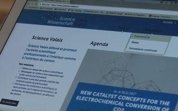 «Science Valais», une plateforme pour soutenir les acteurs scientifiques du canton