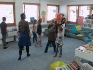 La culture avec les enfants (1/4): un atelier théâtral en balade