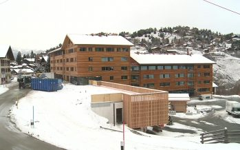 Vercorin inaugure son SwissPeak Resort, une centaine d'appartements 4-étoiles à louer dès le 16 décembre