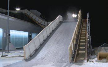 Ice Cross Downhill: Crans-Montana va inaugurer sa propre piste cette semaine lors du Winter Opening
