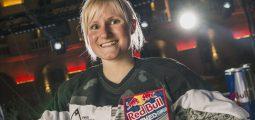Ice Cross Downhill: l'ancienne patineuse artistique Anaïs Morand repart pour une nouvelle saison