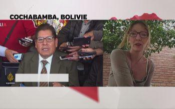«Au bout du web»: l'actualité commentée par la Valaisanne Sandrine Maes Bourban depuis la Bolivie