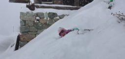 Chutes de neige exceptionnelles: notre topo entre images féeriques et perturbations des moyens de transports