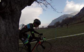 Cyclocross International à Sion: victoire du Français Clément Venturini à l'issue de la course élites