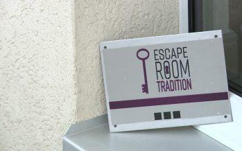 Une escape room valaisanne dans le sous-sol d'une maison familiale
