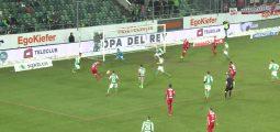 Défaite face à St-Gall, 3 à 2. Le FC Sion conserve la dernière place du classement de Super League