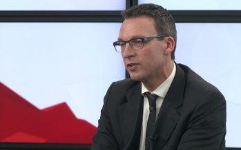 Bilan de l'année 2017 avec le président de la Fédération des communes valaisannes: interview de Stéphane Coppey