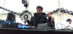 Troisième édition du Polaris Festival: de l'electro au cœur du domaine skiable de Verbier