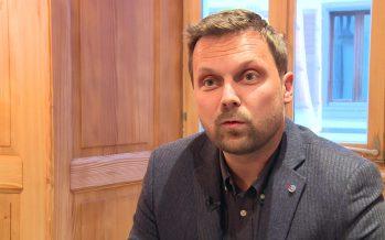Joachim Rausis: «C'est une chance énorme d'exercer les fonctions de président et de député»