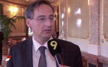 Affaire Buttet: «Le PDC Suisse doit réfléchir s'il doit discuter de valeurs ou se pencher sur des dossiers politiques très concrets», dit Thomas Egger